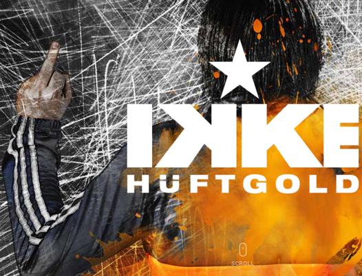 Logo Ikke Hüftgold